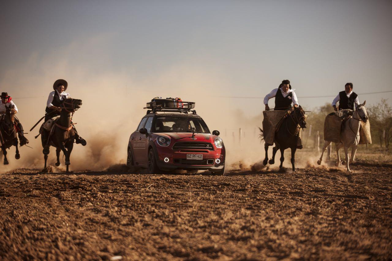 Mini Dakar Adventure 1