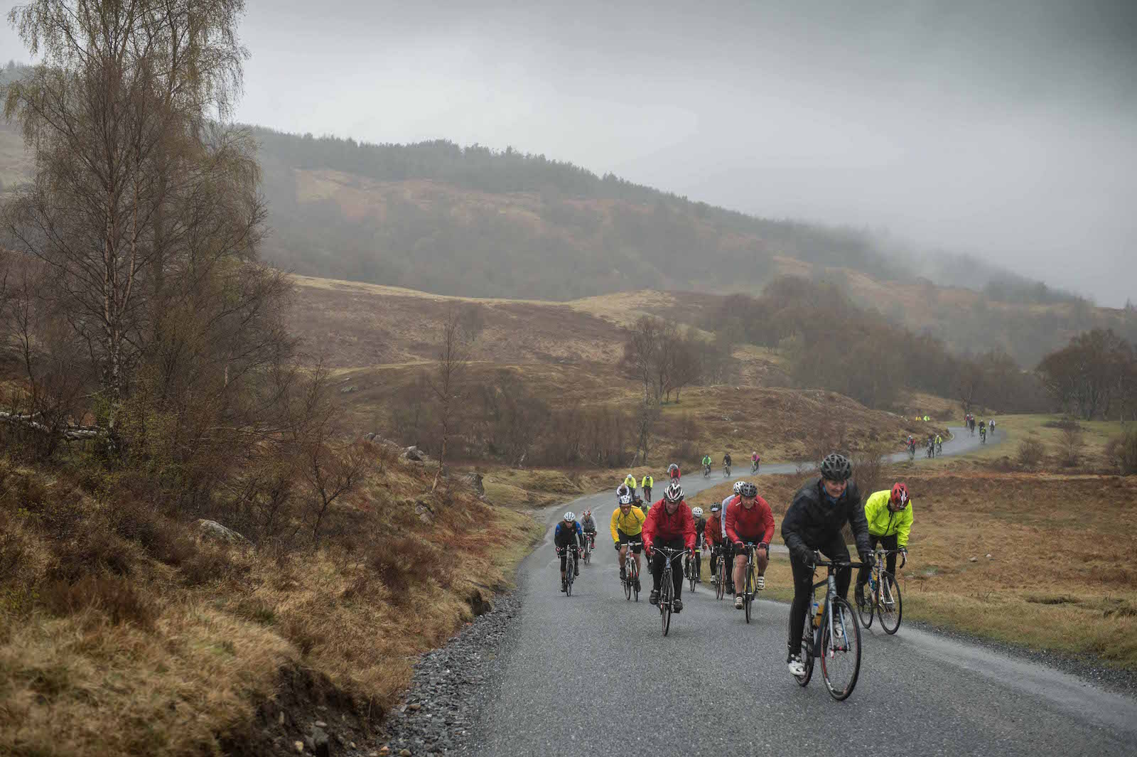 Review the etape caledonia hard as trails for The caledonia