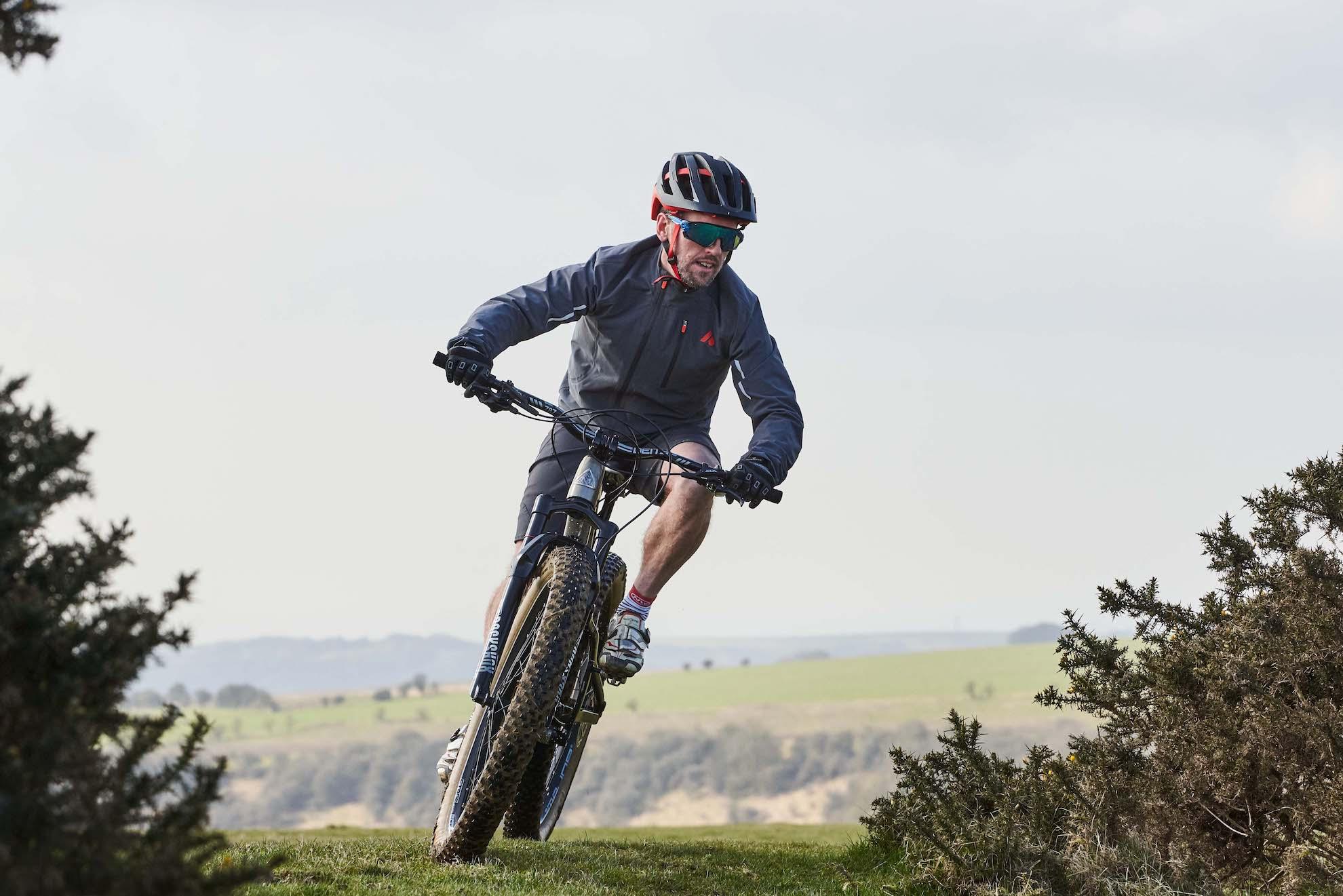 Aussie Grit Apparel Flint Men s Bike Shell Review  54a4c21ca